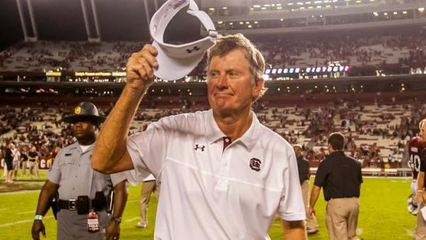 Steve Spurrier Looks at 70