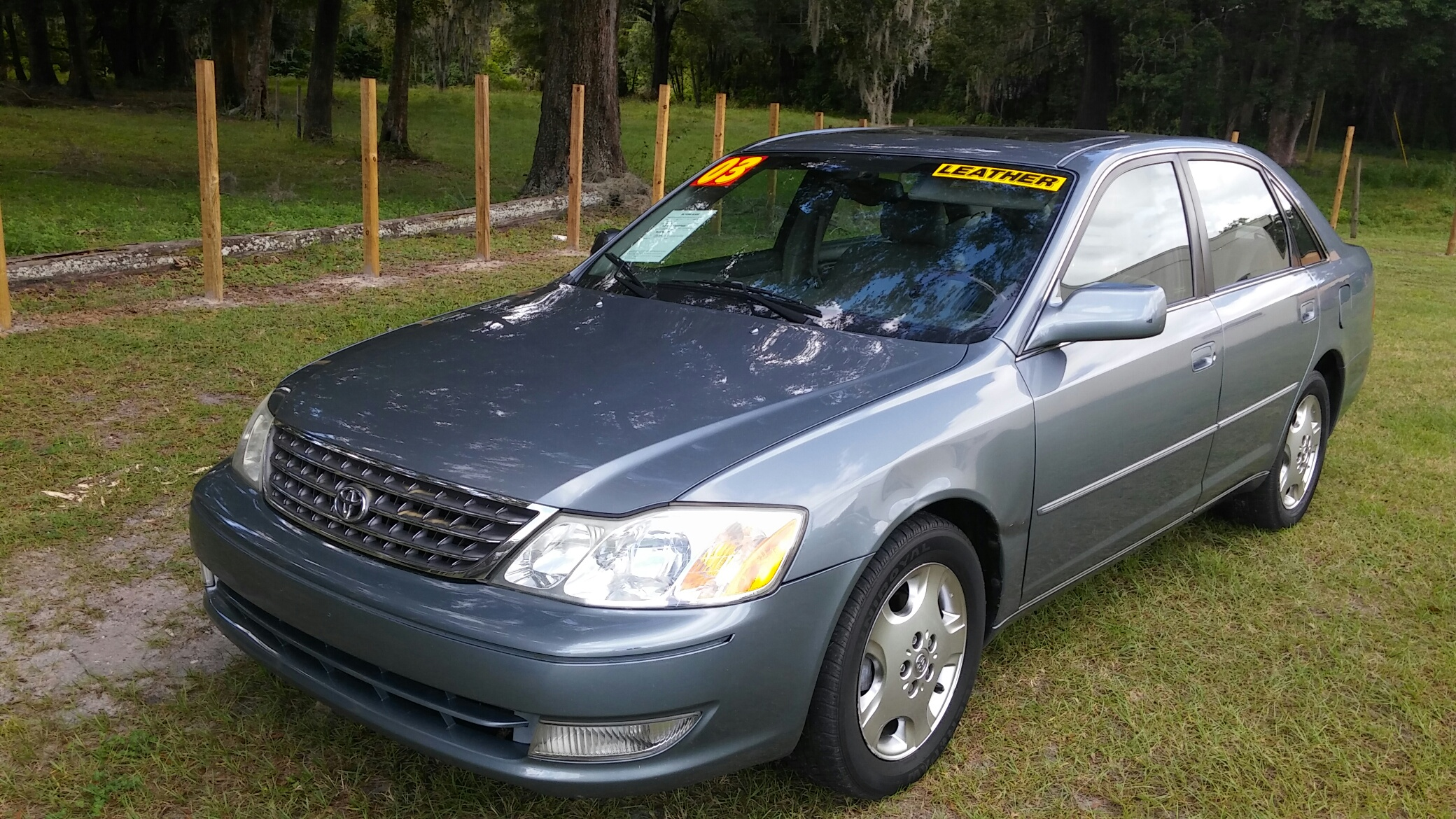 2003 Toyota Avalon $1700.00 down