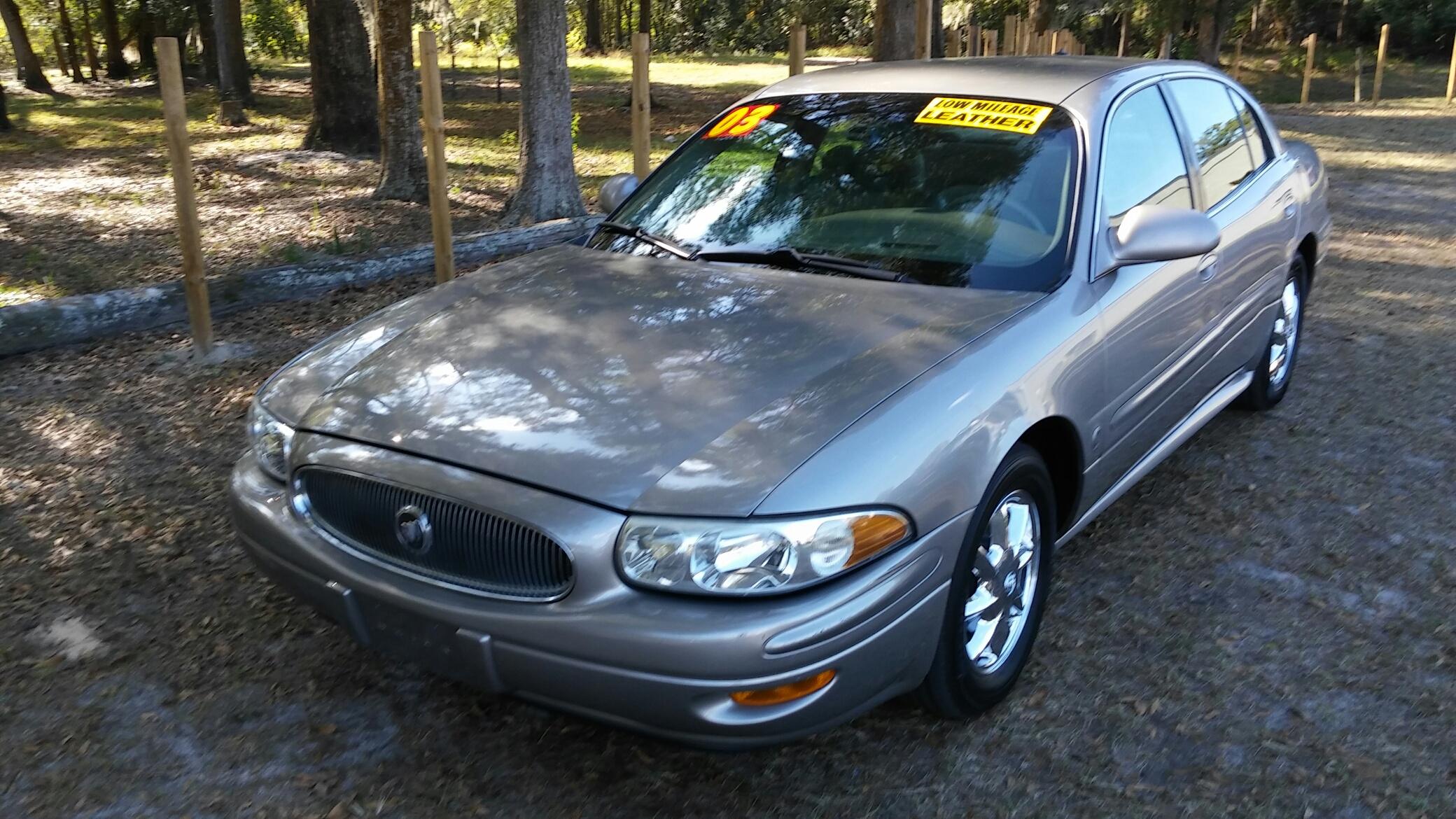 2003 Buick Lesabre $1,400.00 down