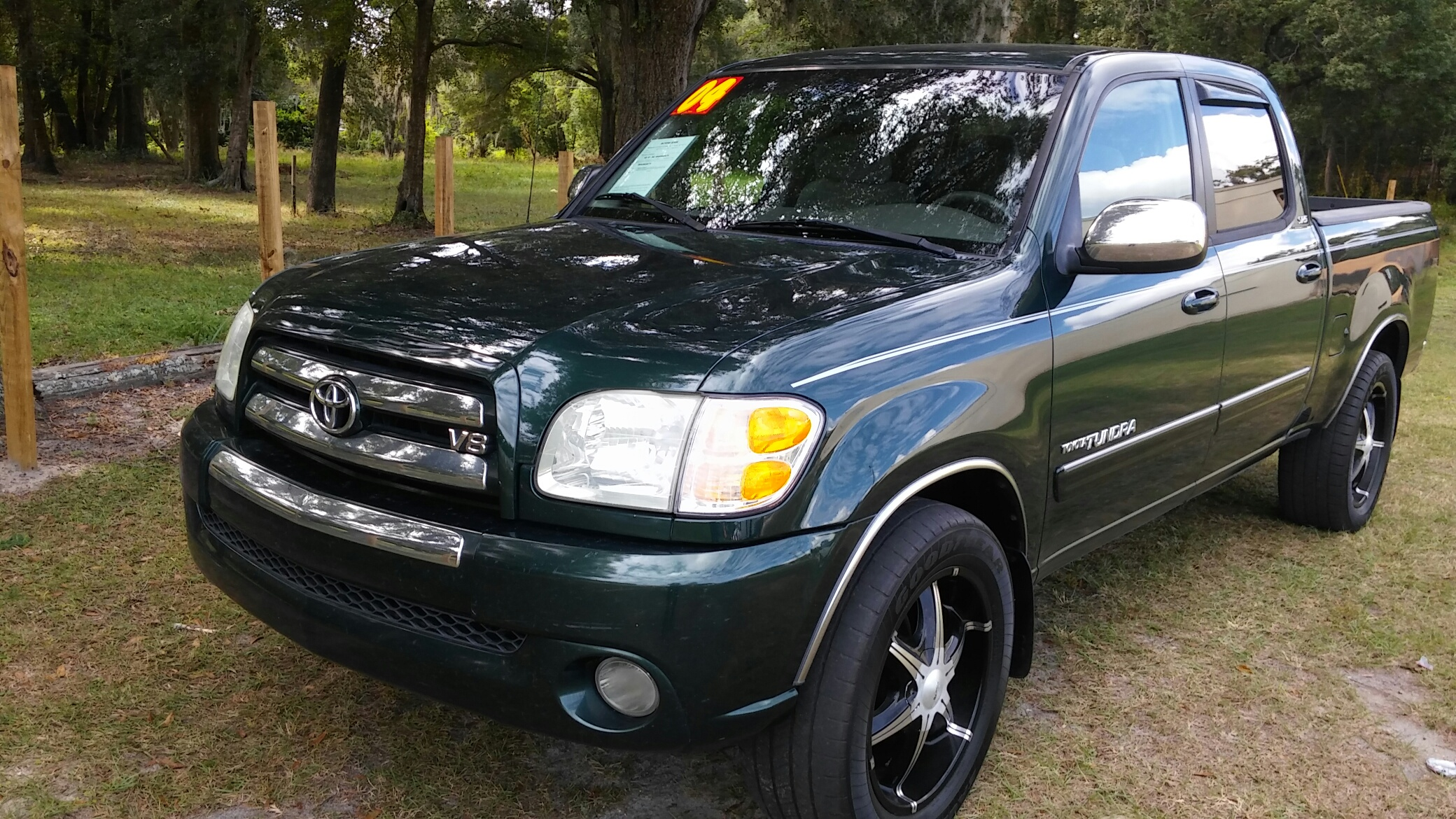 2004 Toyota Tundra $2,400.00 down