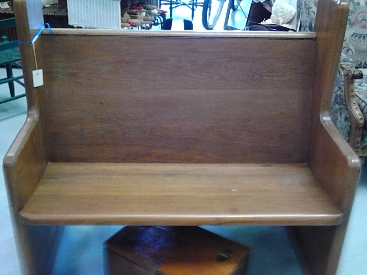 4ft Church Pew