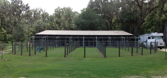 Kaylen's Show Kennel facility Page