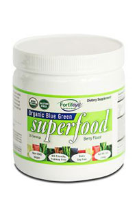 Fortifeye Blue Green Superfood