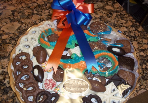 Gift Assortments and Seasonal Products Page