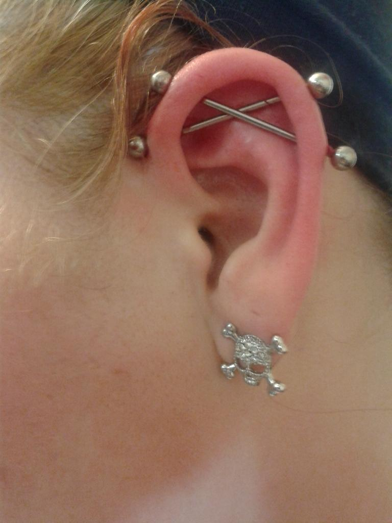 Piercings By Tina and Jessica Page