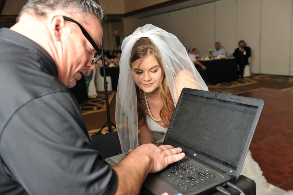 Wedding DJ Page
