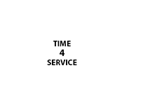Time4Service