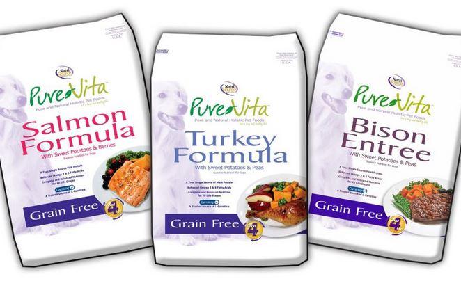 Purevita Natural Pet Food By Nutrisource Ocala Florida Doggy