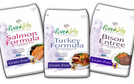 Purevita - Natural Pet Food By NutriSource Page