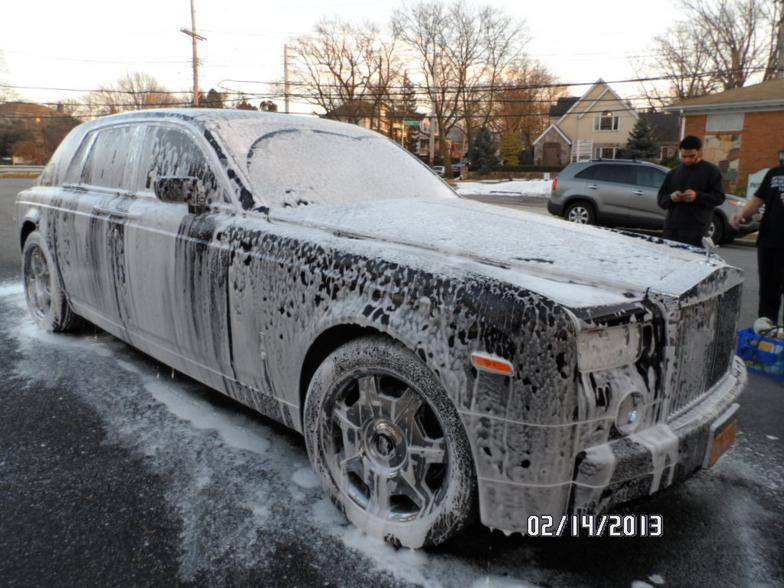 Exterior Wash Page