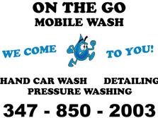 On the Go Mobile Wash