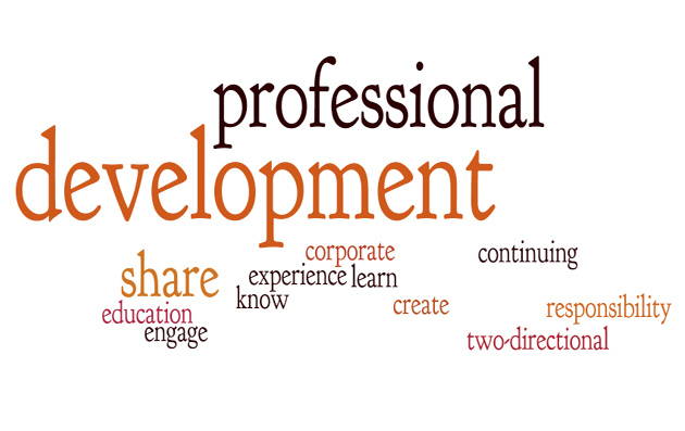 Professional Development  Page