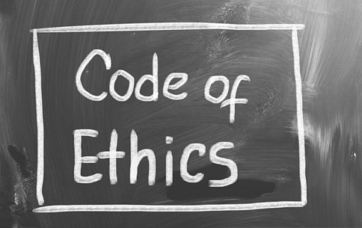 Code of Ethics Page