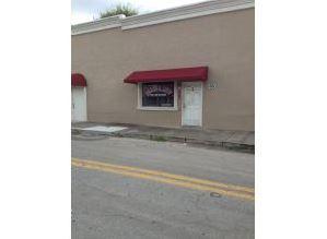 Former Barber Shop