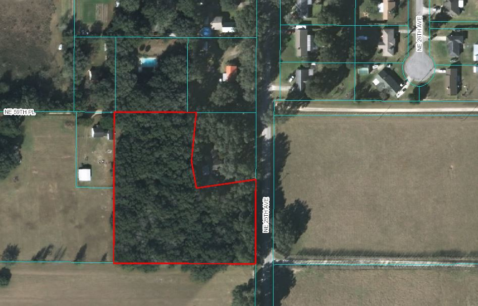 Lovely 2.7 Wooded Acres