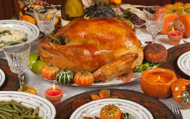 Share Your Blessings! Buy a Thanksgiving Basket for a Needy Family.