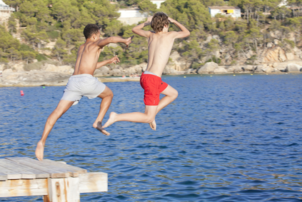 Ready... Set.. Jump!!!