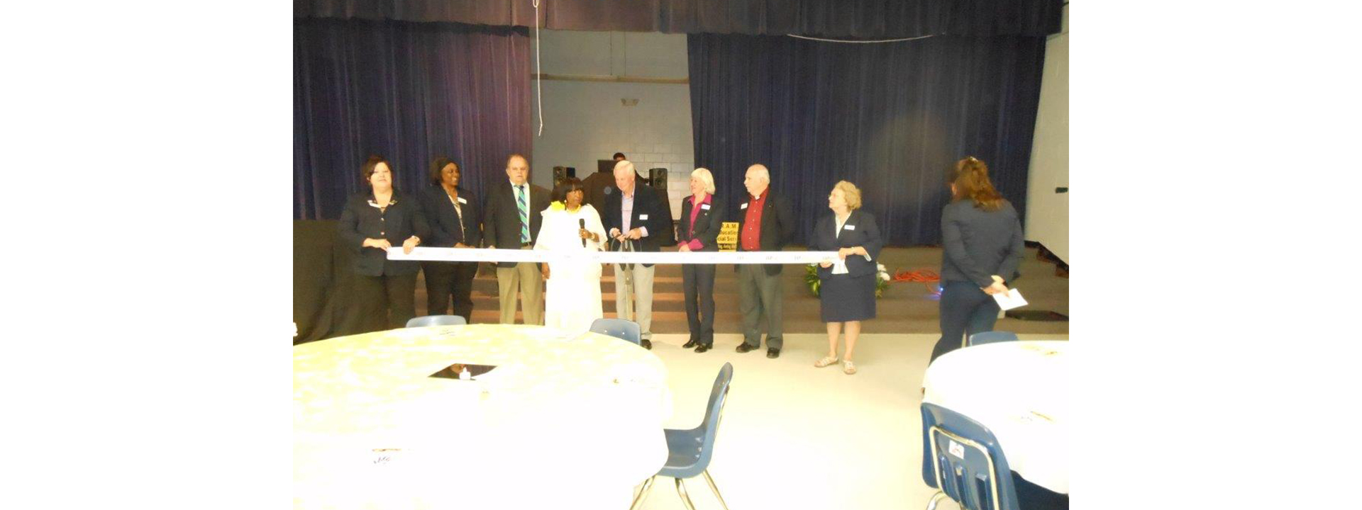 R.A.M.A.L. 5th Anniversary Ribbon Cutting with CEP