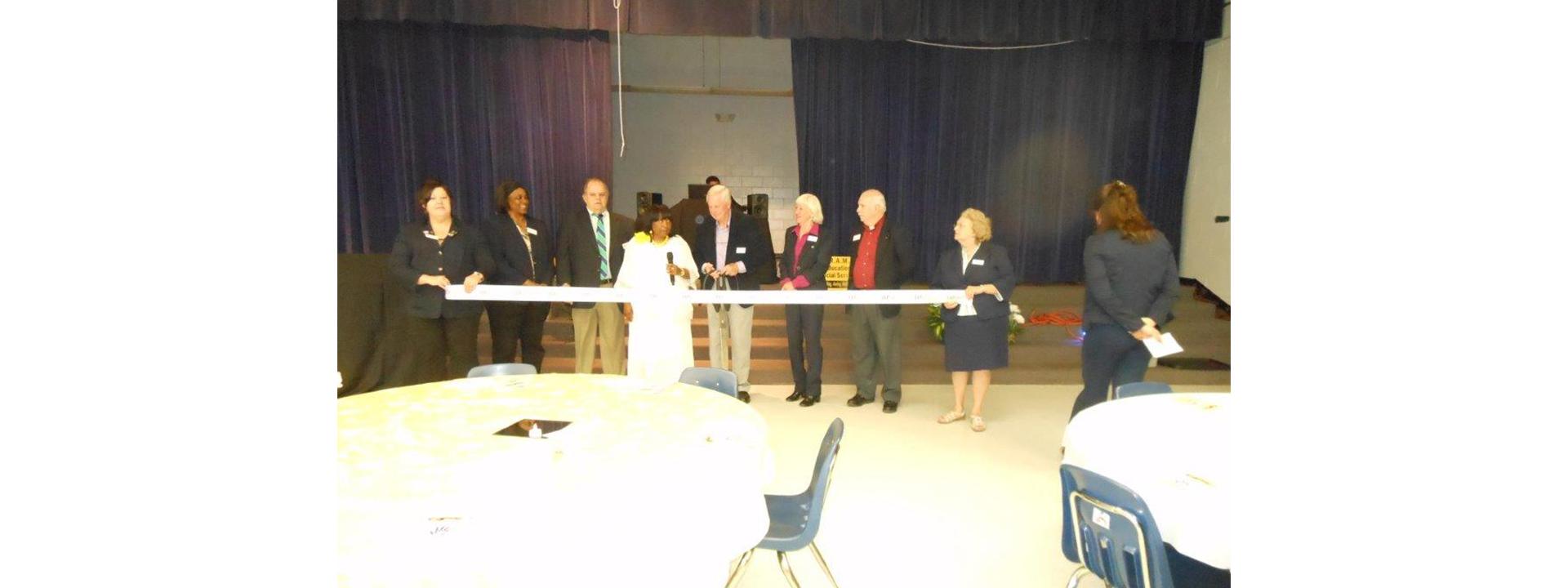 R.A.M.A.L. 5th Anniversary Ribbon Cutting with CEP