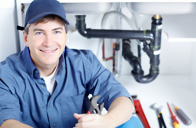 Schedule a Plumber Page