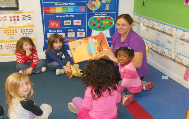 Early Education and Childcare Page