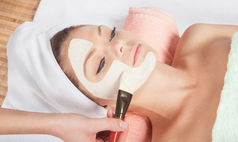 Organic Facials and Skin Care Page