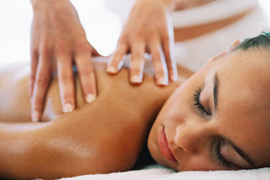 Massages and Body Treatments Page