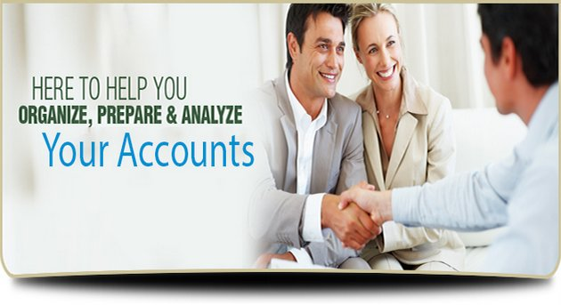 Accounting Services Page