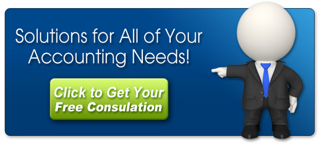 Free 1 Hour Accounting Consultation  Page
