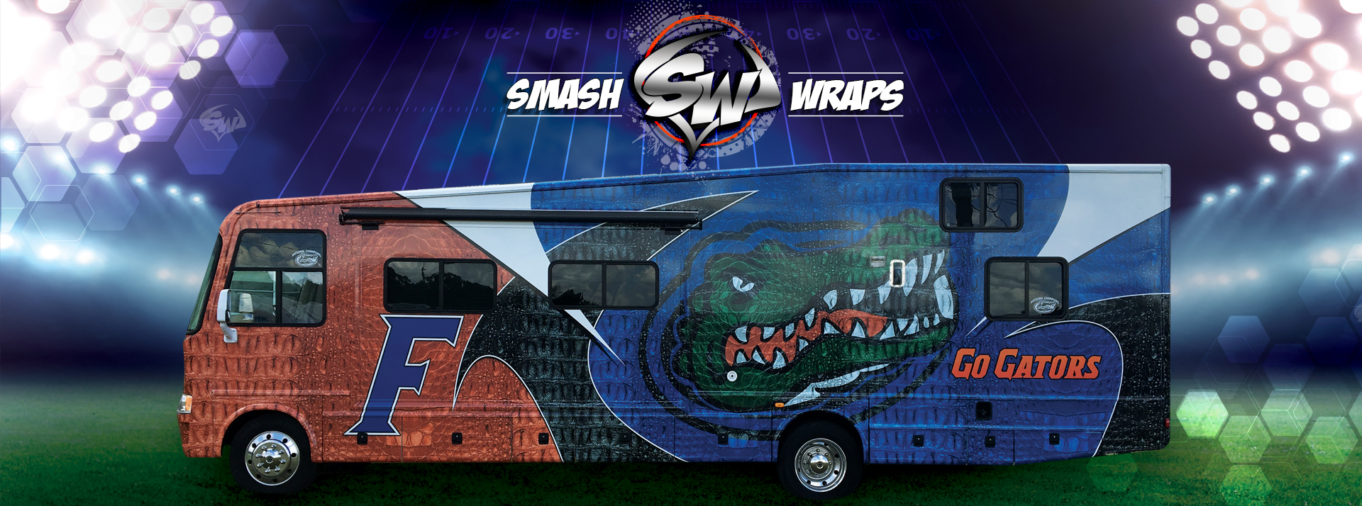 Vehicle wrapping is one of the fastest growing mediums in
