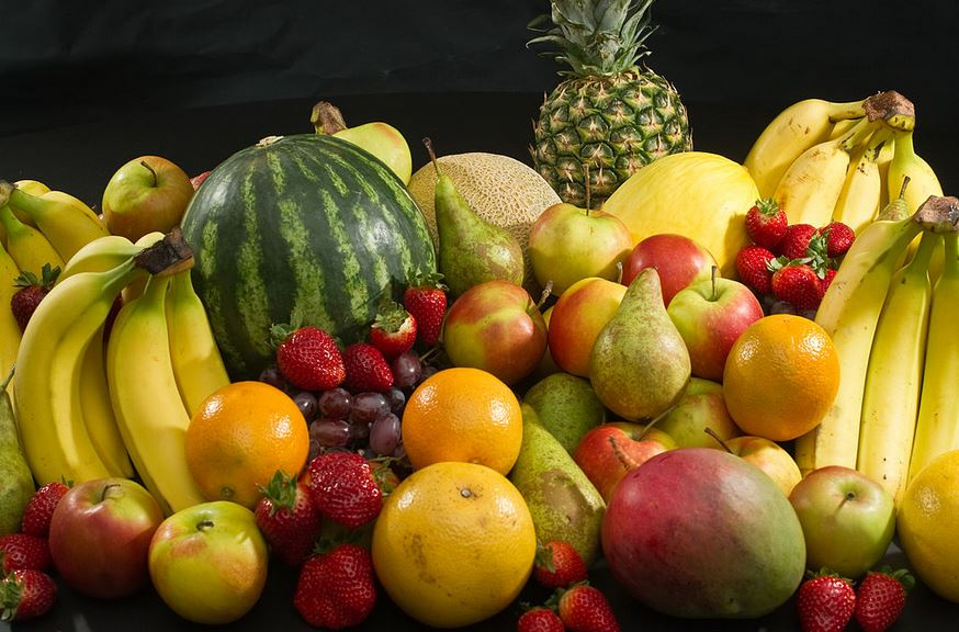 Fruits Page