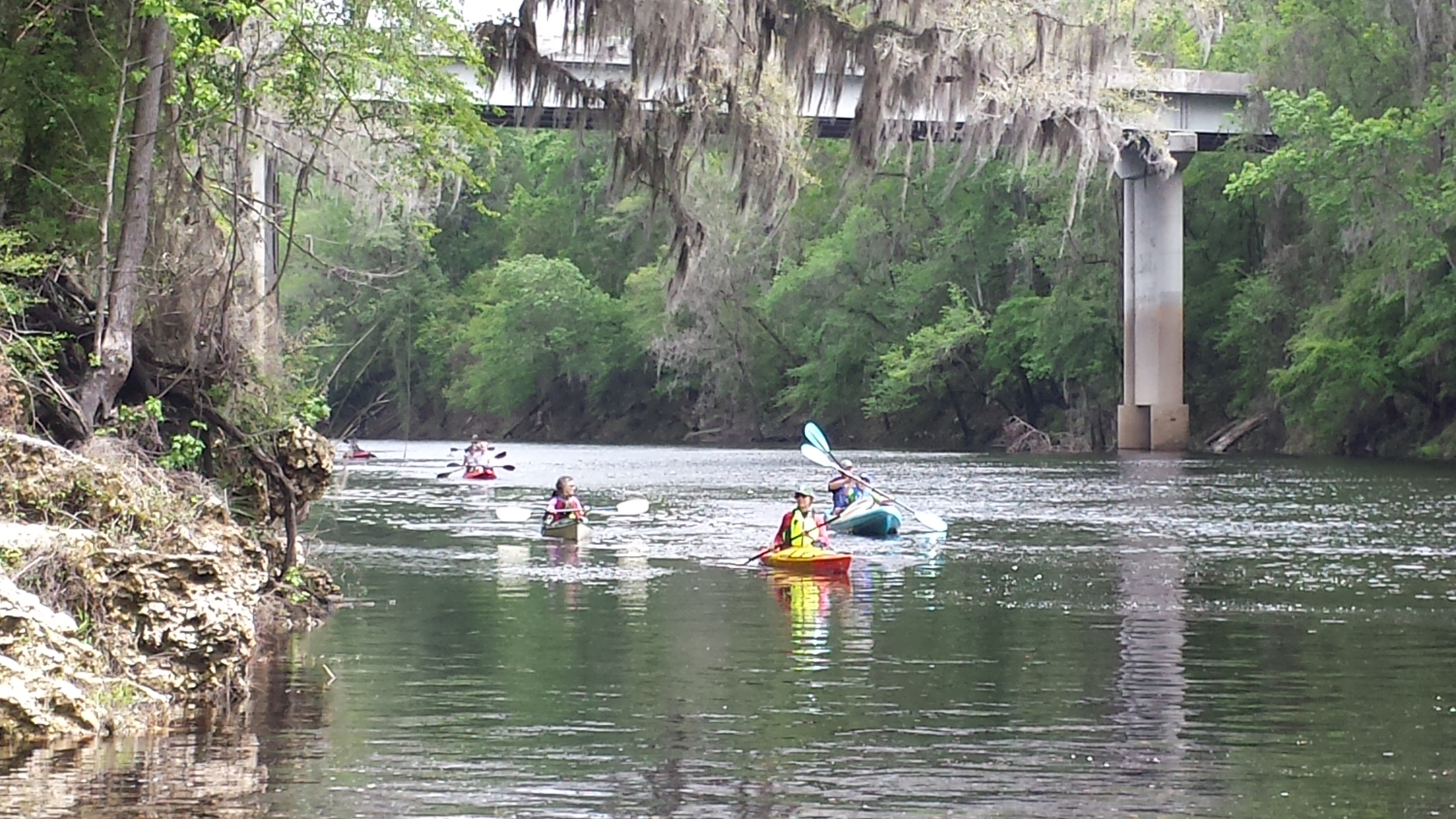 Suwannee River Paddling Festival Live Oak Florida Paddle - Rivers in florida