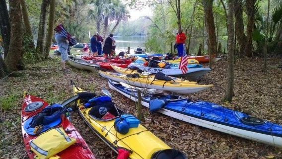 Donate to Paddle Florida Page