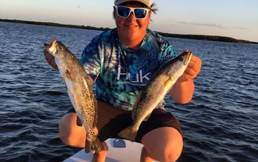 Fishing Charters Page