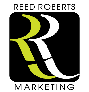 logo for reedrobertsmarketing.com.