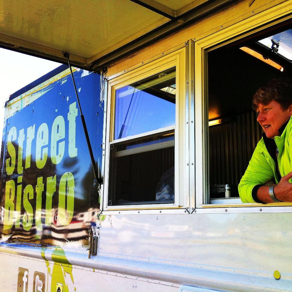 Chef Kim @ Street Bistro Truck