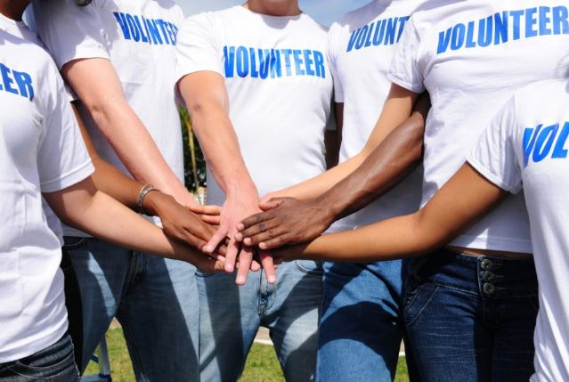 Volunteer with Team Boynton Page