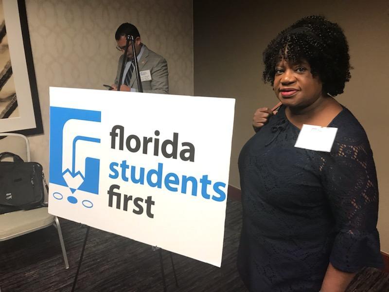 Boynton attended Florida Association Students Education