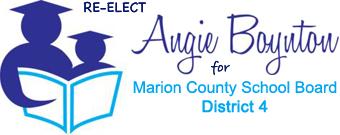 Re-Elect Angie Boynton
