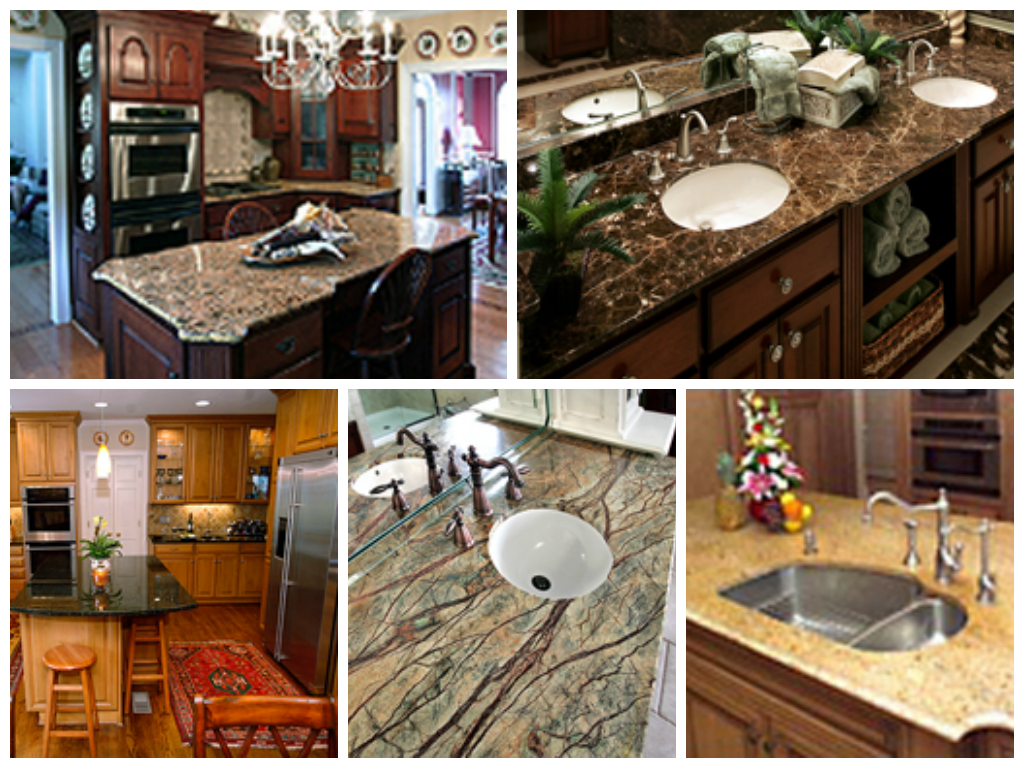 High Quality Granite Countertops   Ocala Florida