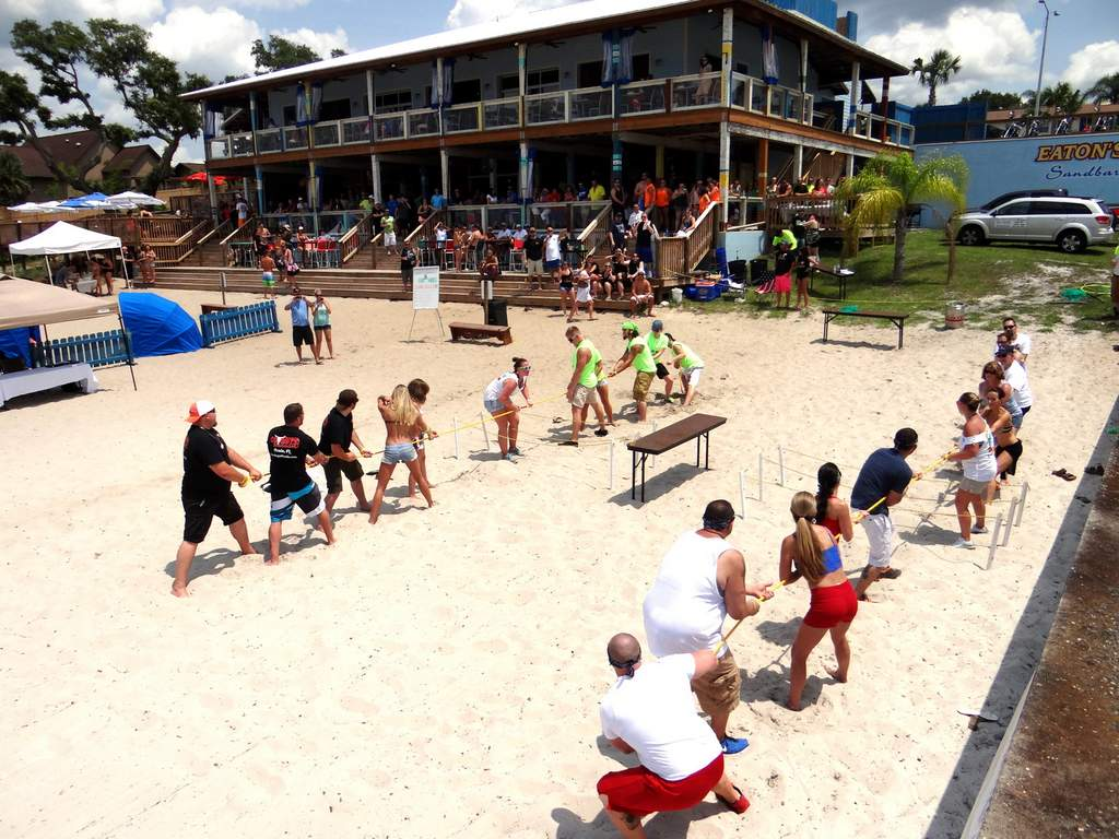 Eaton's Beach Sandbar and Grill