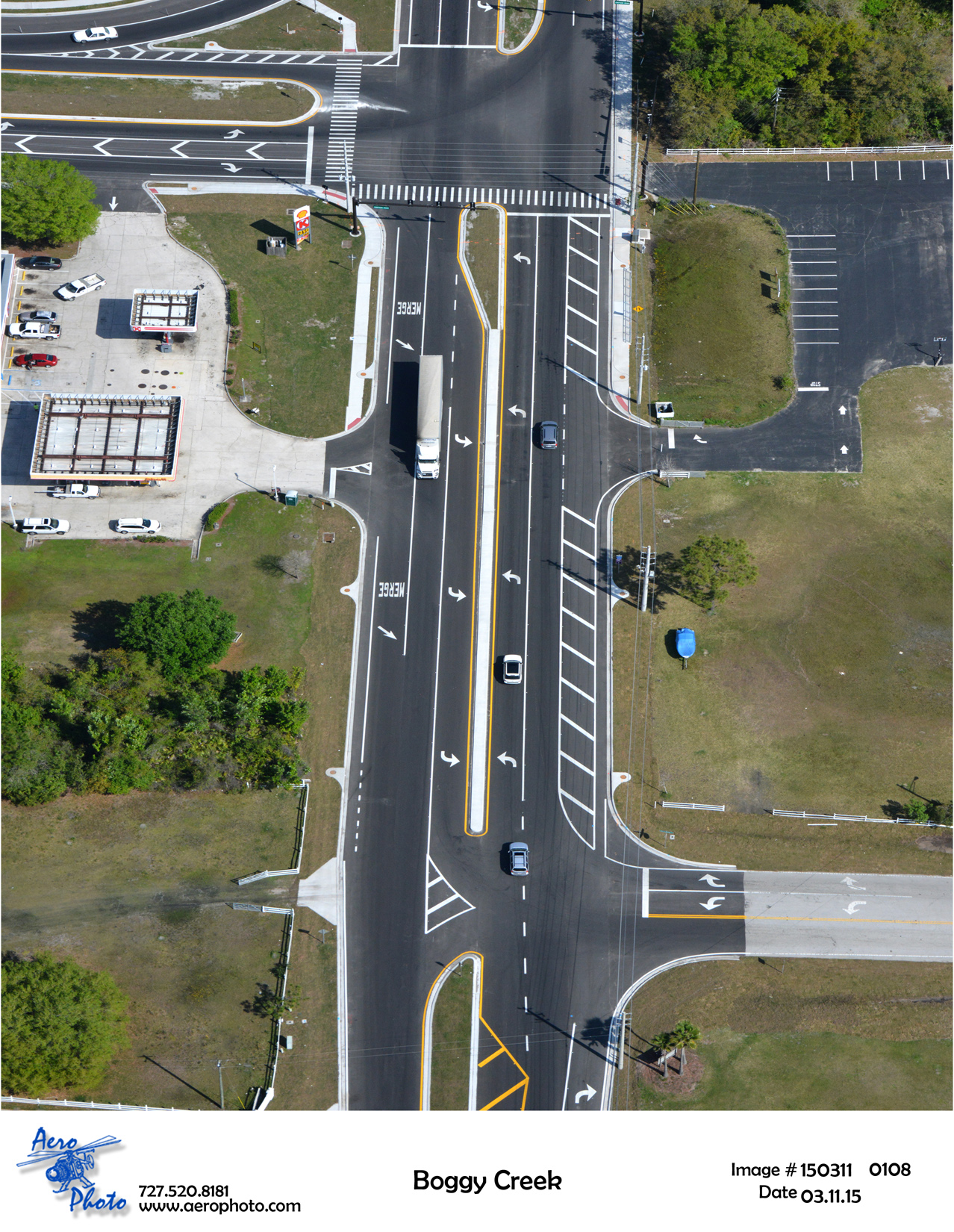 Boggy Creek Rd/ East Boggy Creek Rd Intersection Improvements