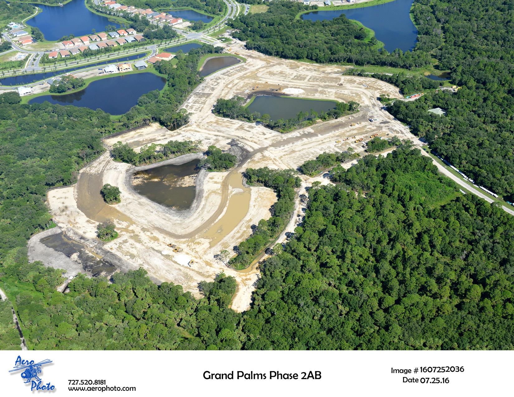 Grand Palm 2A(B) CDD Portion & Private Portion