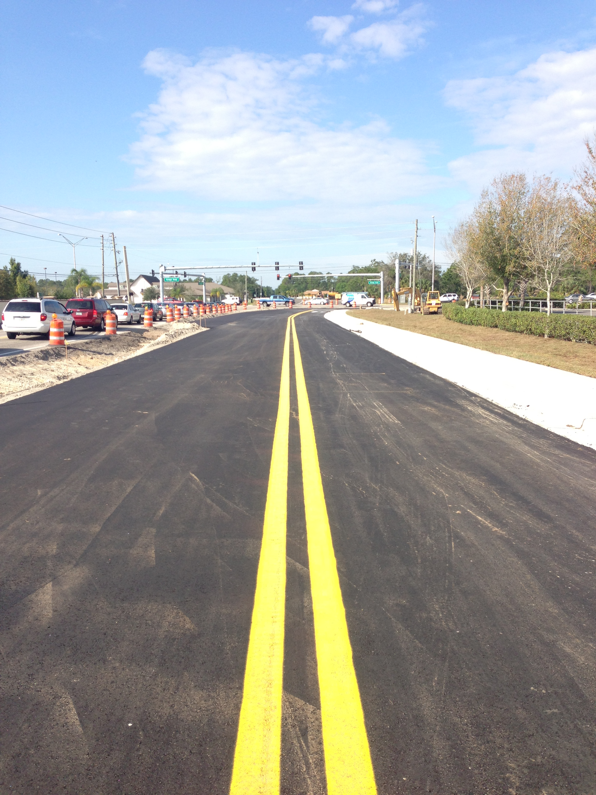 Rampart Blvd Phase 2, Port Charlotte, Florida-Construct roadway expansion
