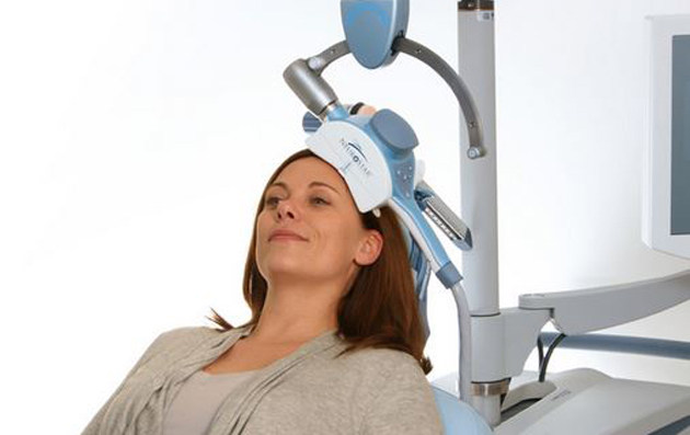 Transcranial Magnetic Stimulation (TMS) Page