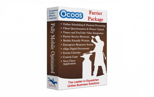 Farrier Package Page