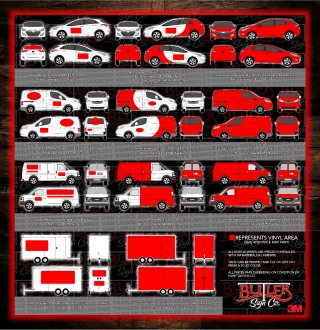 VEHICLE WRAPS Page