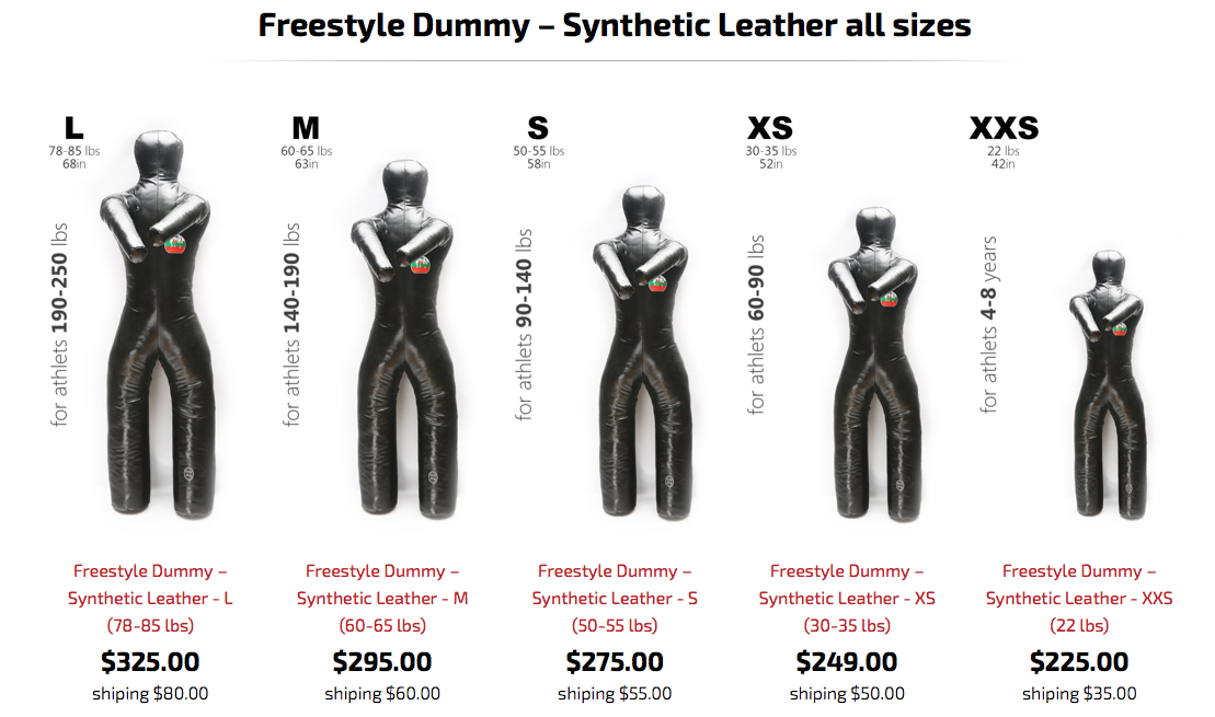 Freestyle Dummy for Everyone