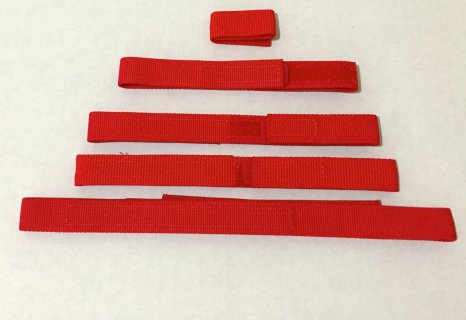 Earguard XP Custom Color Straps Page