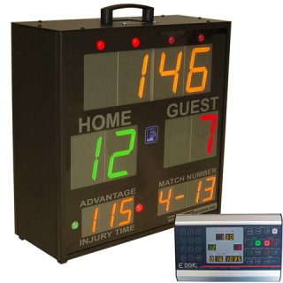 EDGE SS-3200 Two Sided Score Clock Page